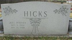 Rodney Darrell Hicks
