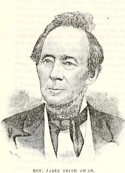 Jabez Smith Swan