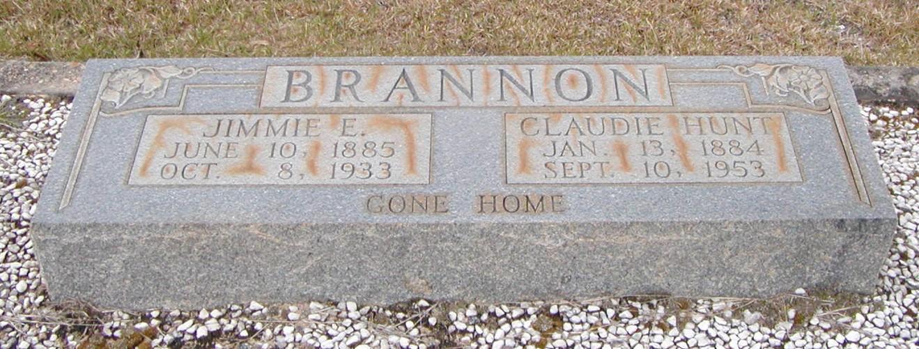 James E Brannon