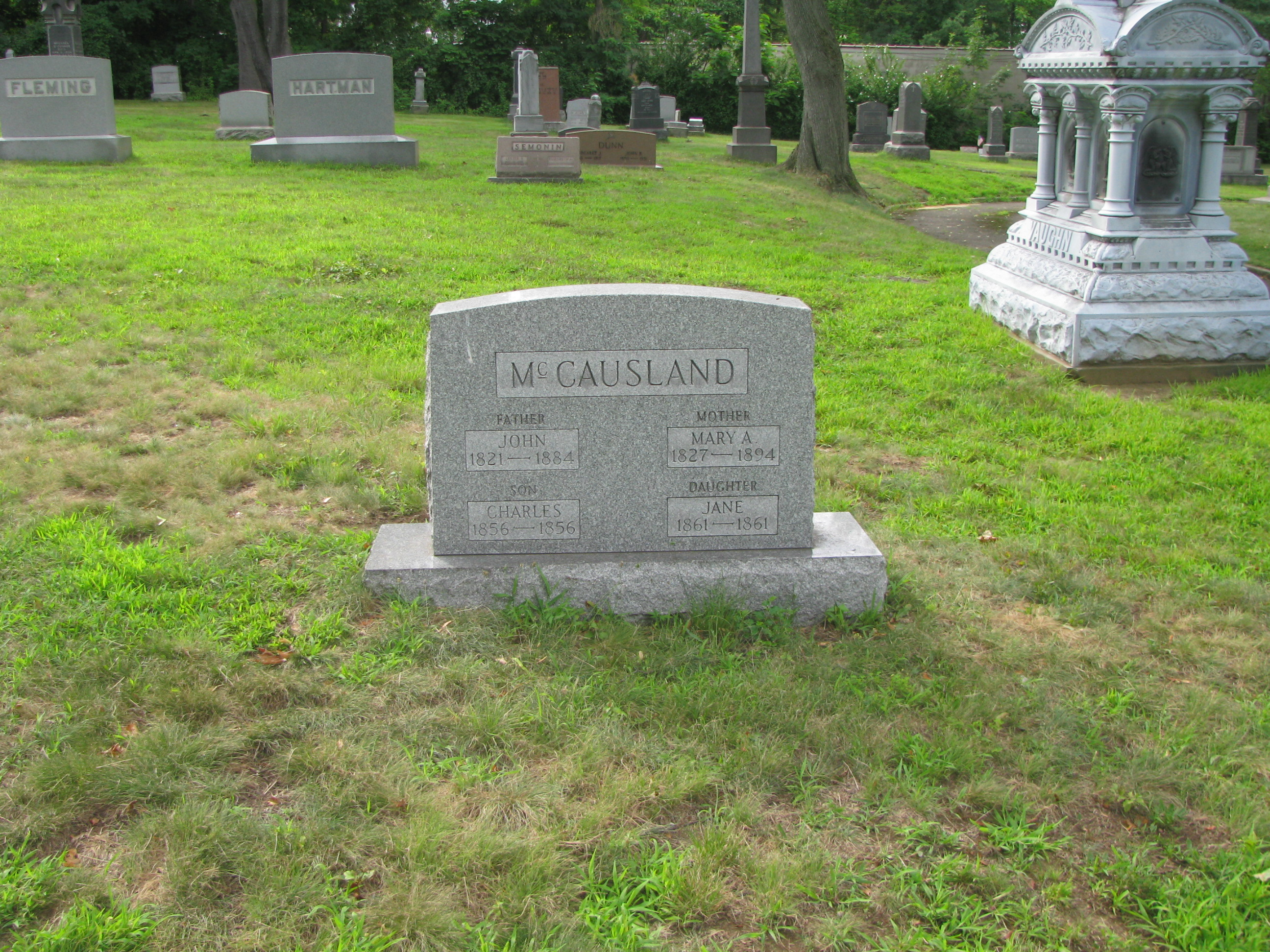 Mary McQuillan