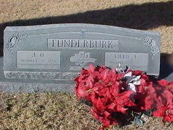 Lillie Marie Funderburk