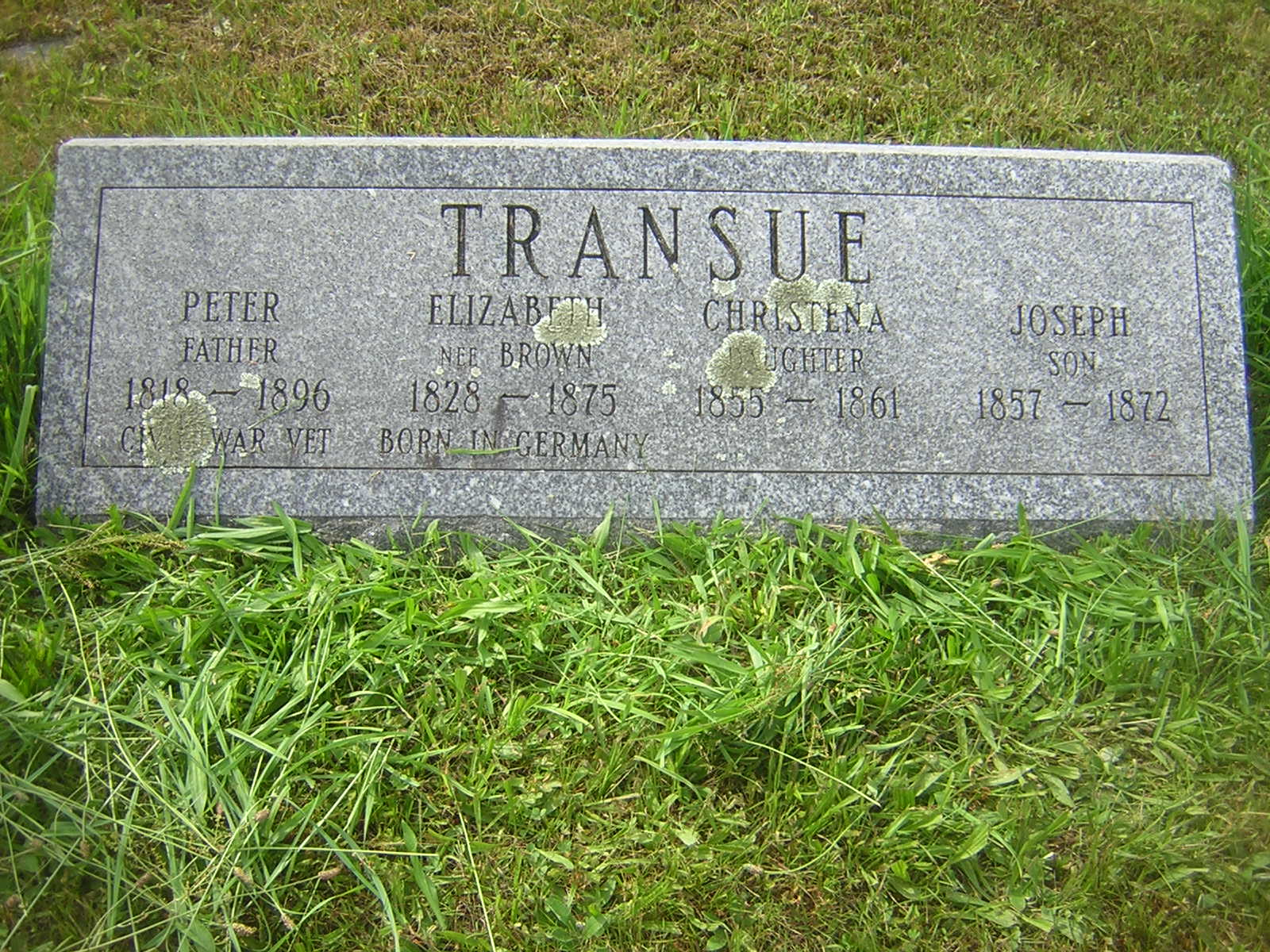 Peter Transue