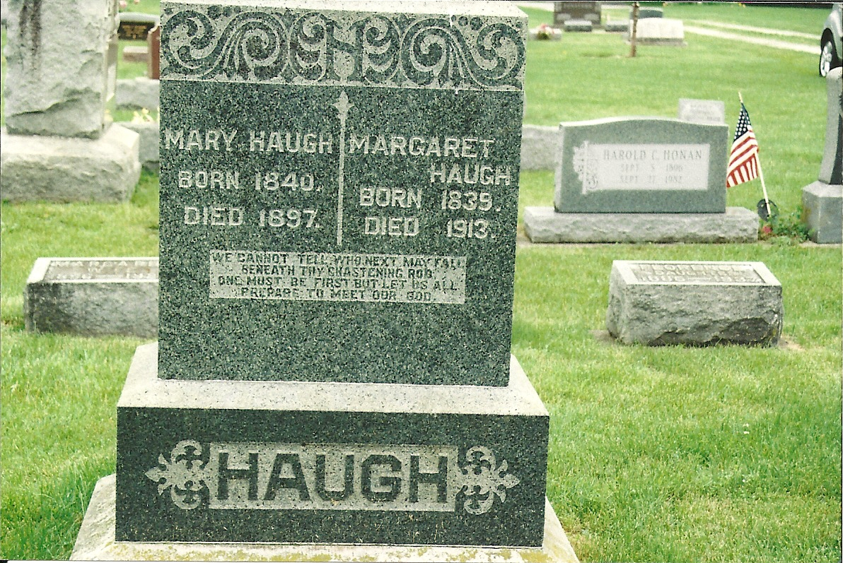 Mary Haugh