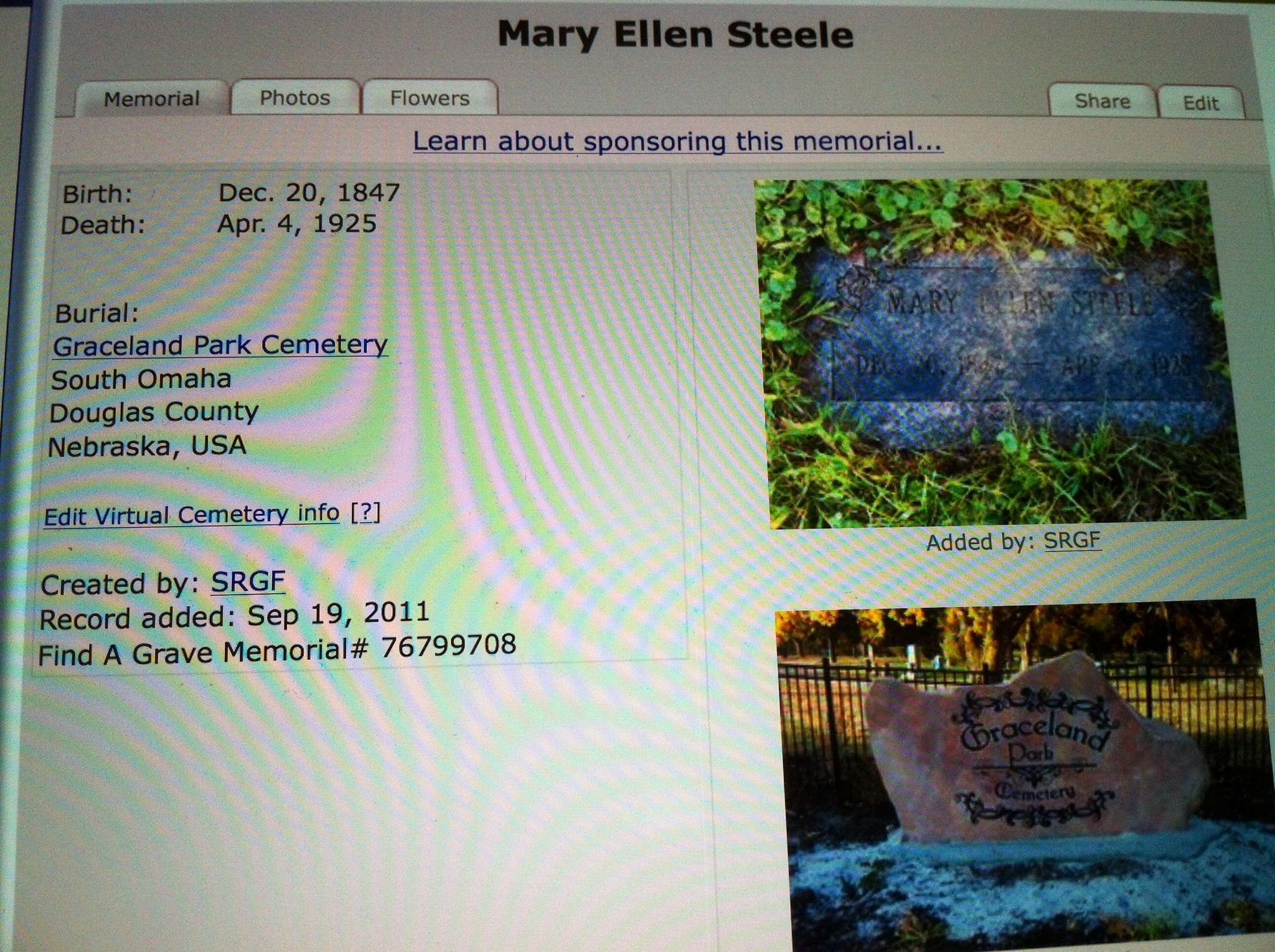 Mary Jane Mail