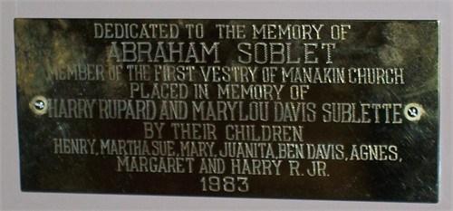Abraham Soblet