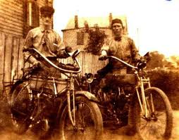Albert Leroy Lockwood, Sr Motorcycle