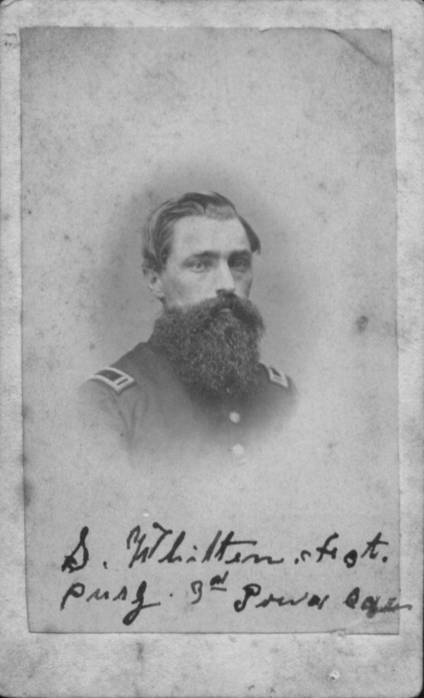 Samuel Whitten