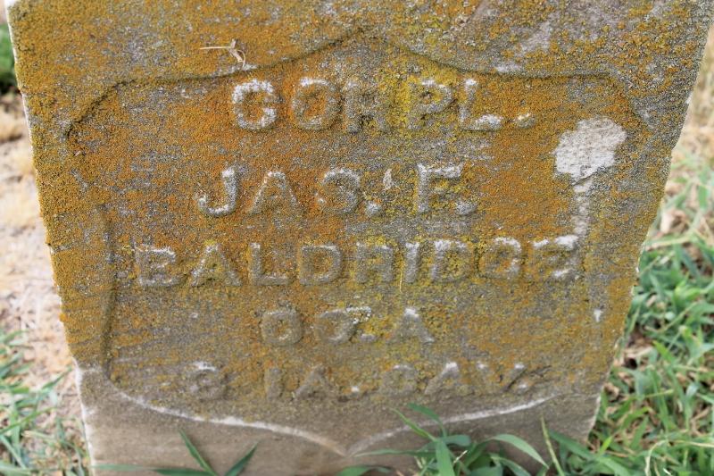 James Frank Baldridge