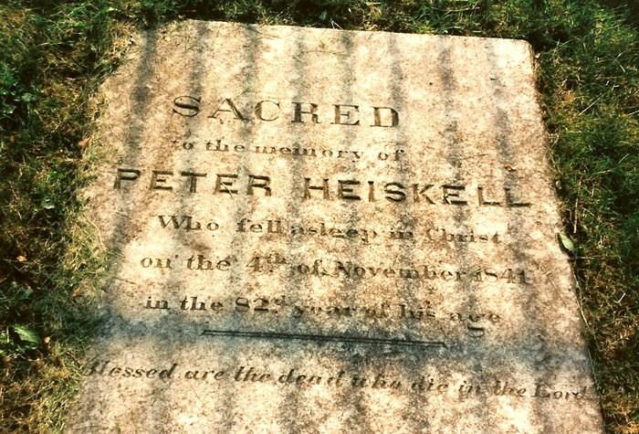 PETER HEISKELL