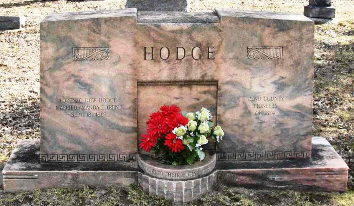 Hodge Family Marker