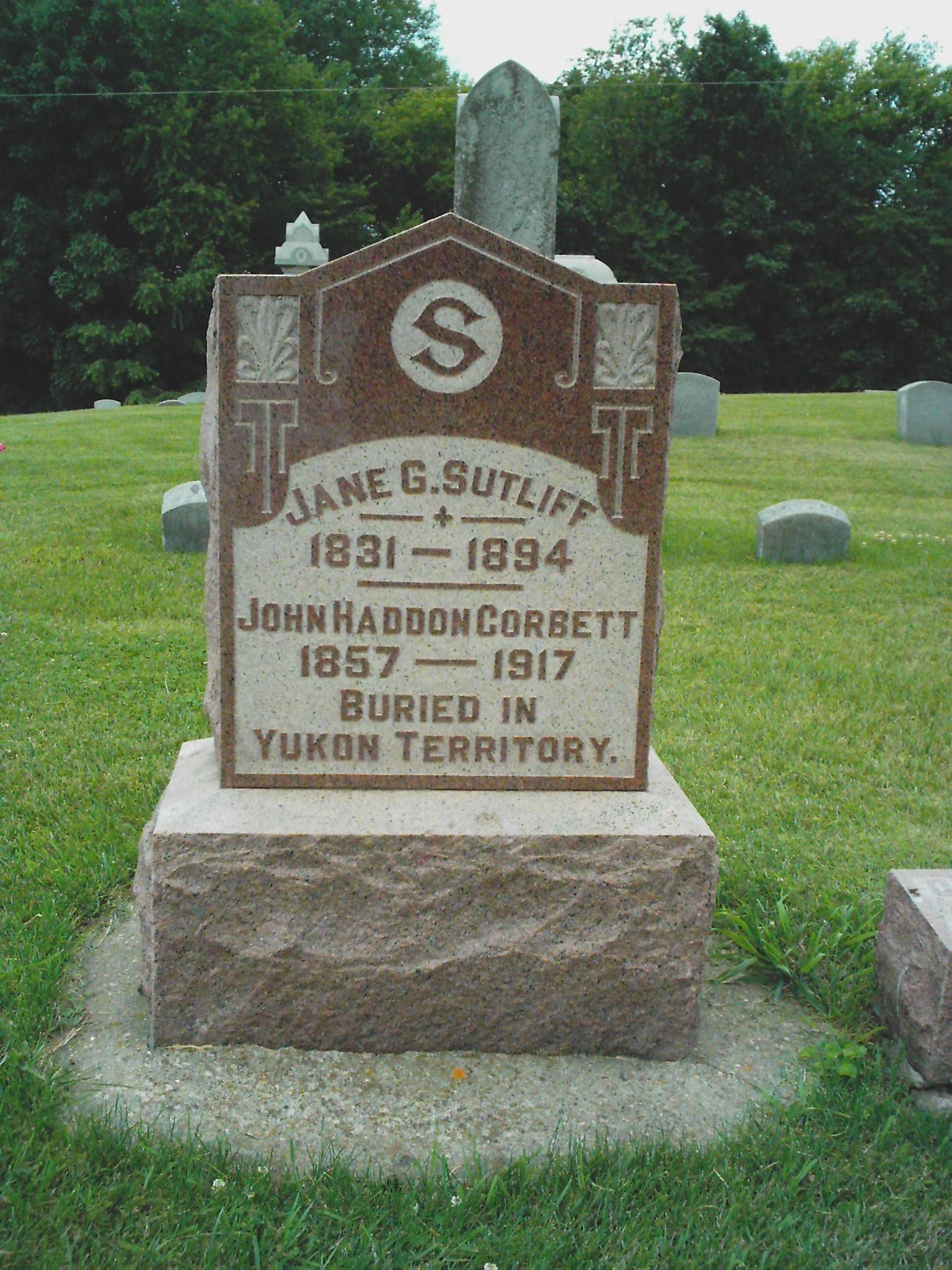 Jane G Sutliff
