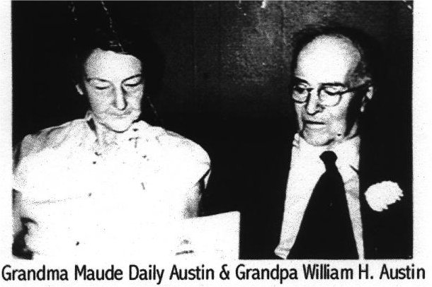 Maud Bell Daily and William DH Austin