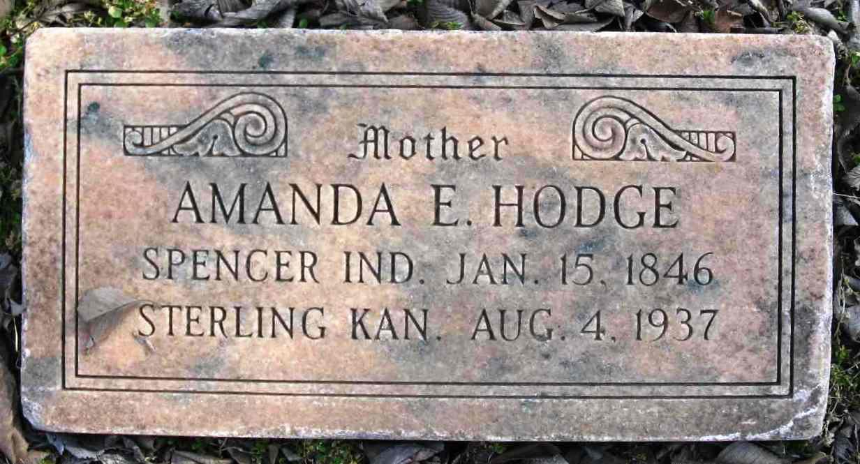 Amanda E. Trent