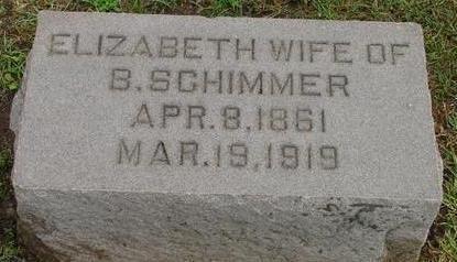 schimmer, elizabeth hs