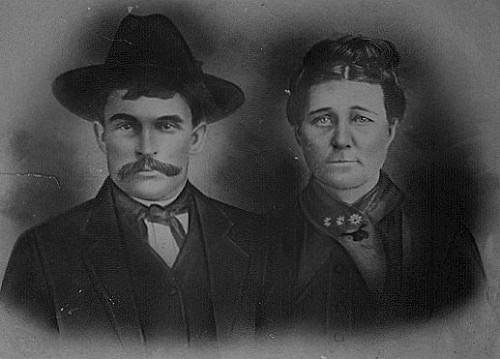 George Wininger 1855-1919 & Eliza Elizabeth Lewis 1856-1926
