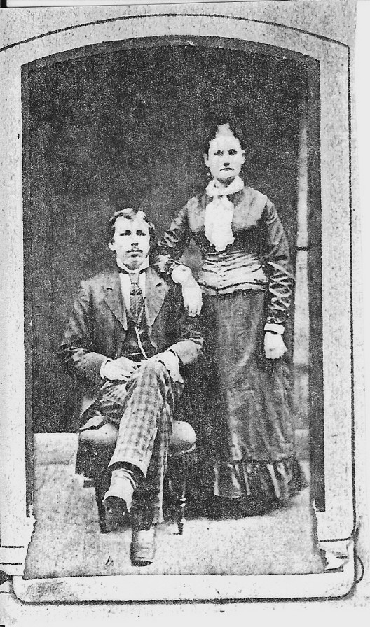 Ben & Elizabeth Schimmer