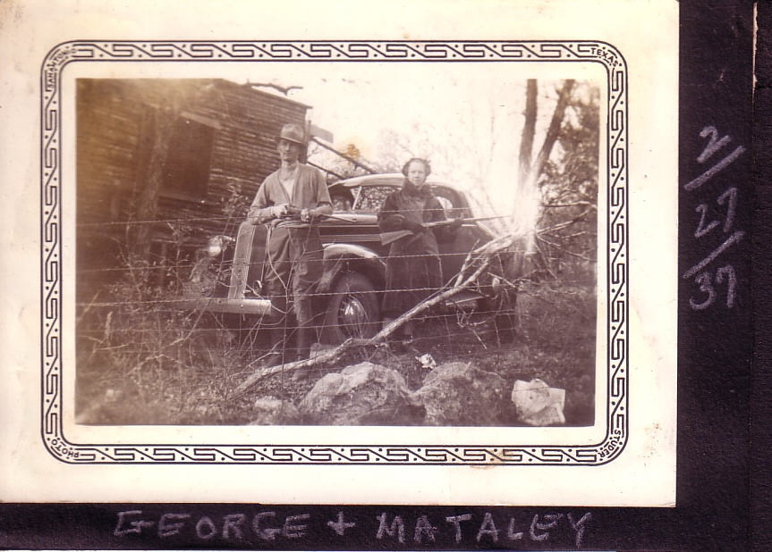 George Jr & Mataley on 2