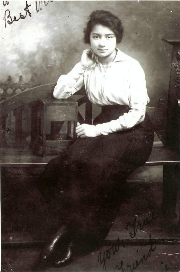 Marie Abrahams - teens
