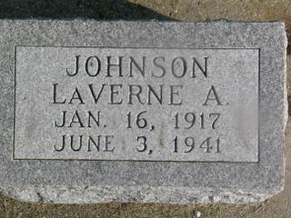 LaVerne A Johnson