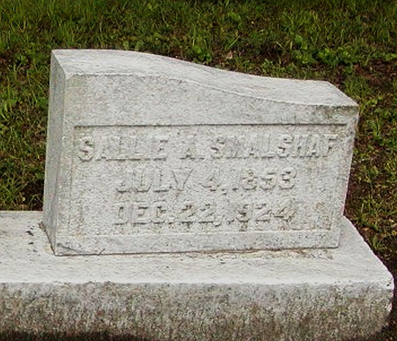 Sallie A Jones