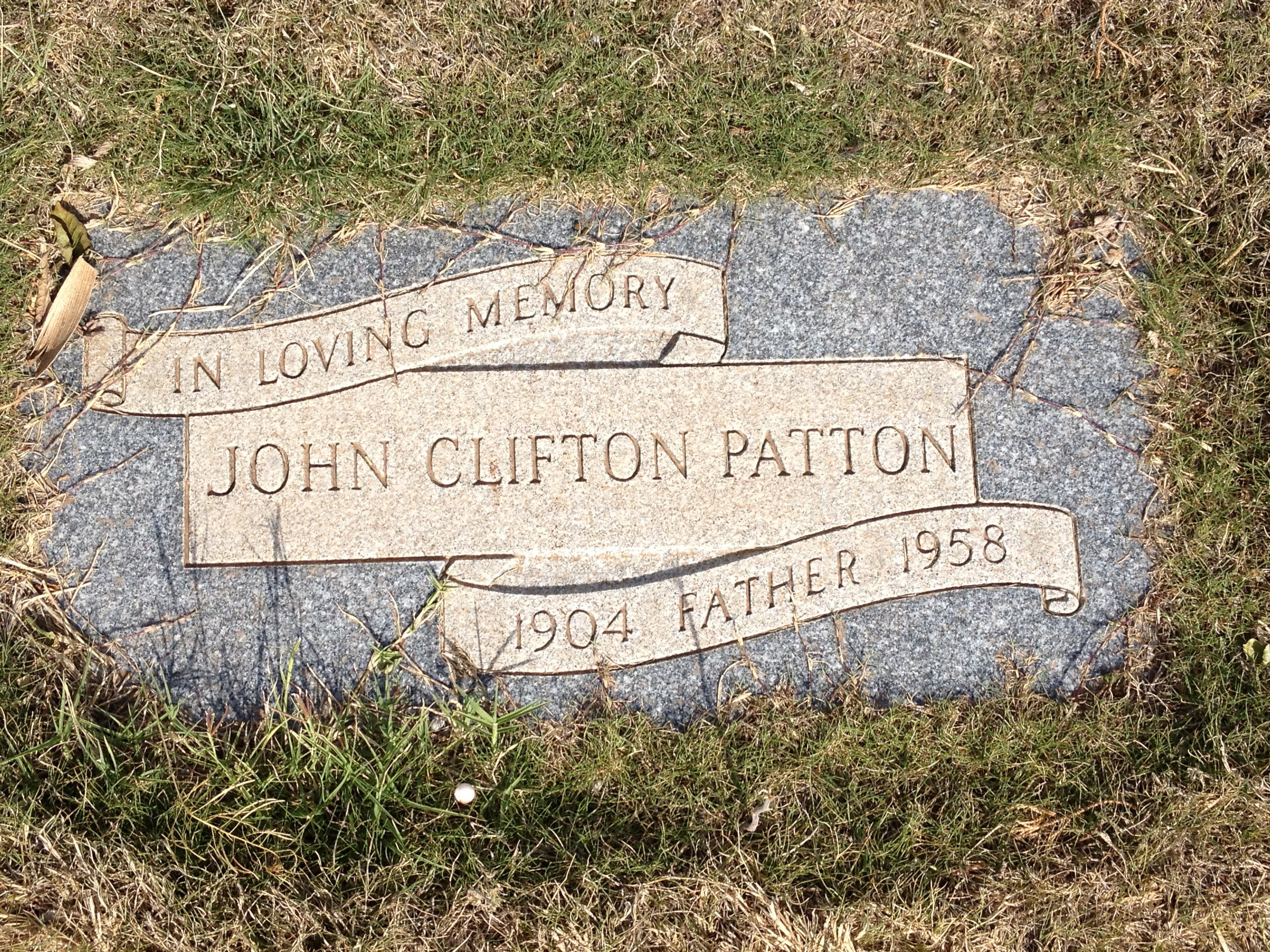 John Wesley Patton