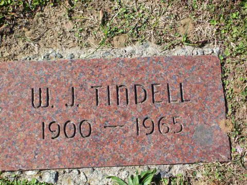 James William Tindell
