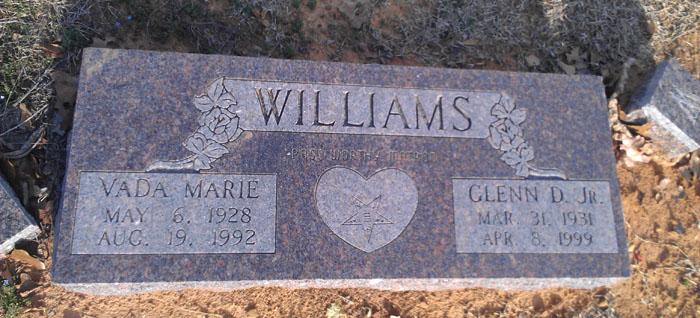 Glenn D Williams