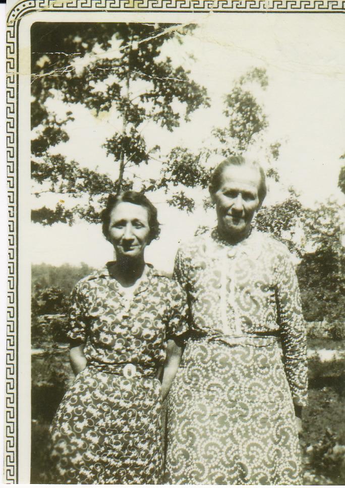 Mary E Parker