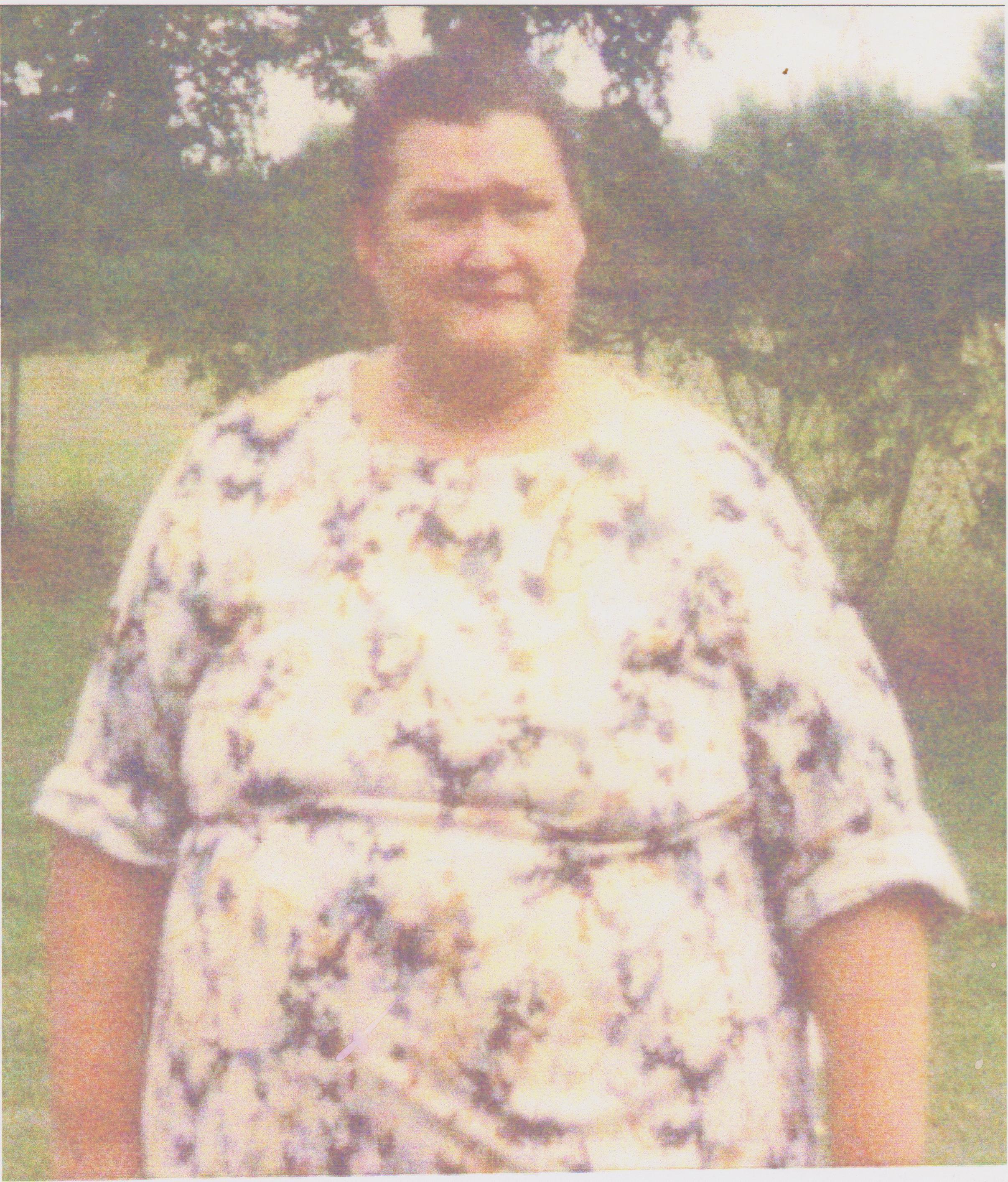 Dora Maxcine Erwin