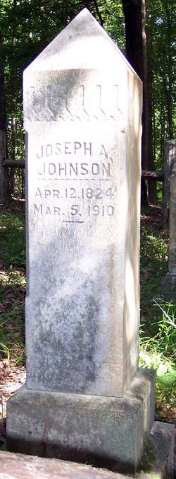Joseph A Johnson