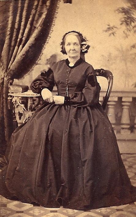 Elizabeth Margaret Evans