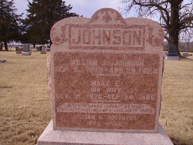 William A. Johnson