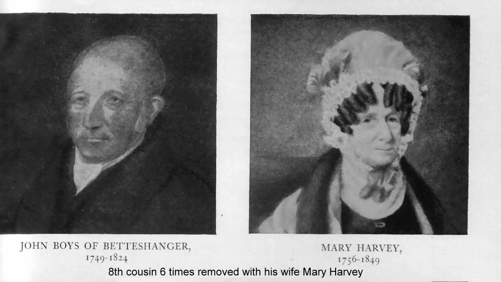 Mary Harvey