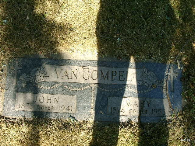 John Jacob Van Gompel
