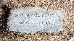 Baby Boy Johnson