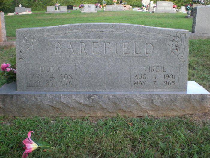 Homer Virgil Barefield