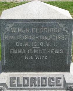 William McKendry Eldridge