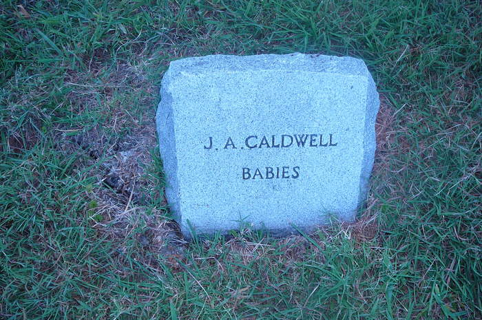 Unknown B Caldwell