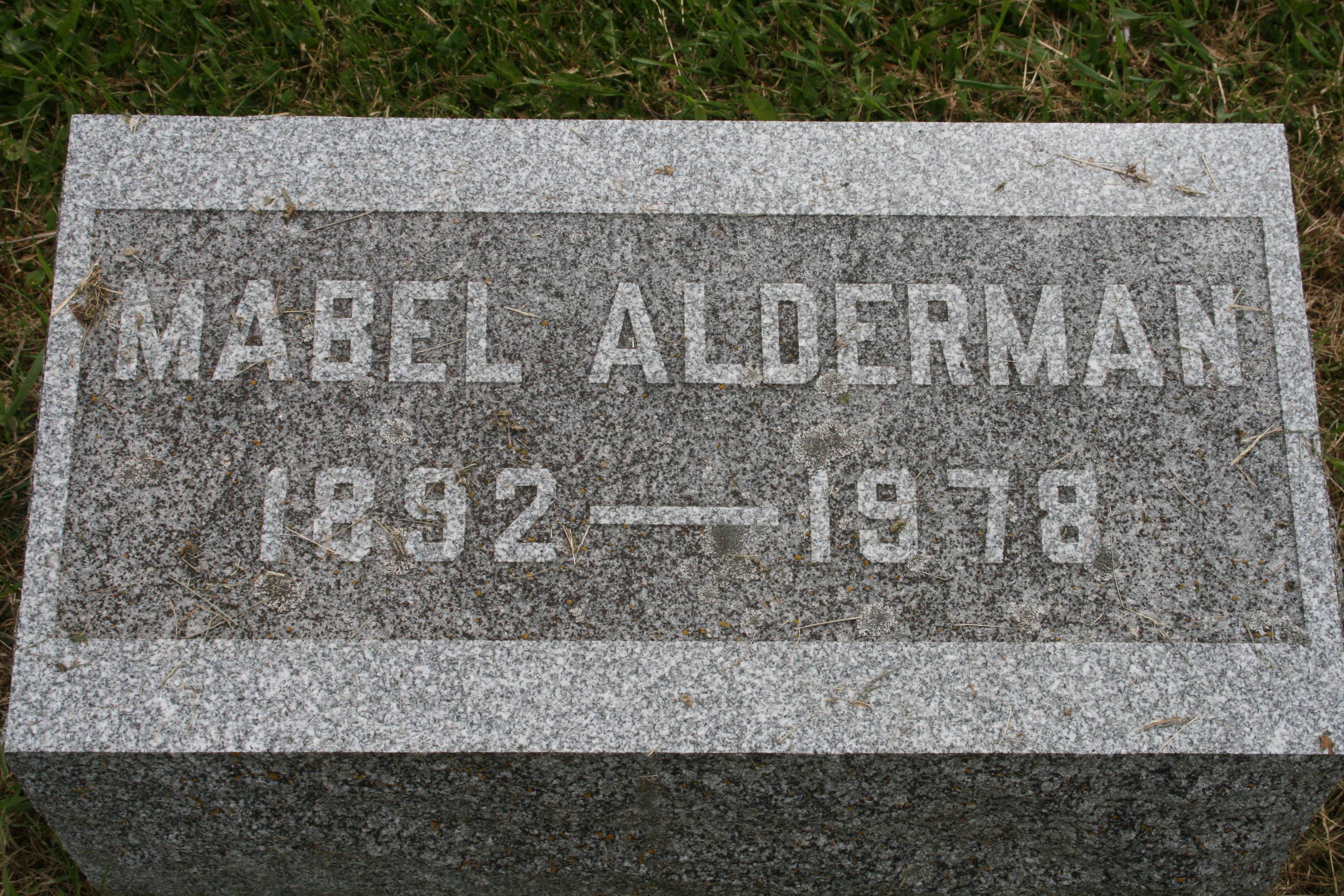Mabel Pearl Van Ness