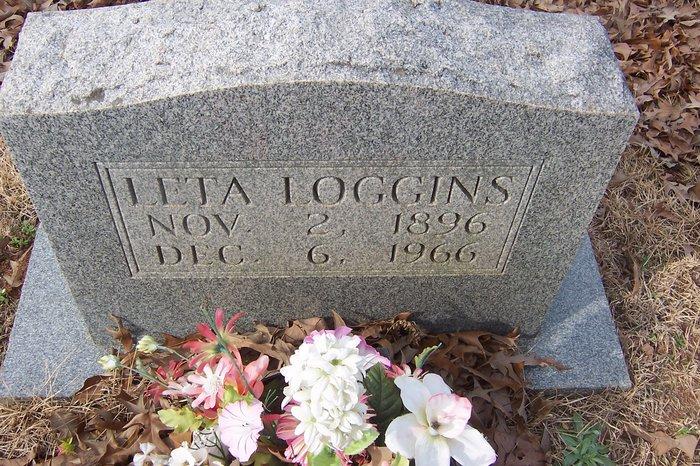 Leta A. Terry,Loggins