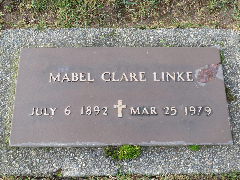 Mabel Clair Van Norman