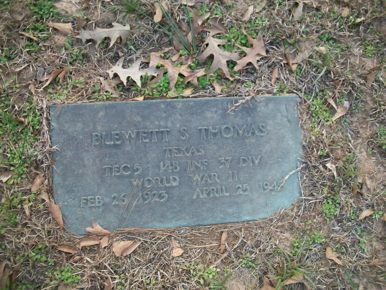 Blewett Smith Thomas
