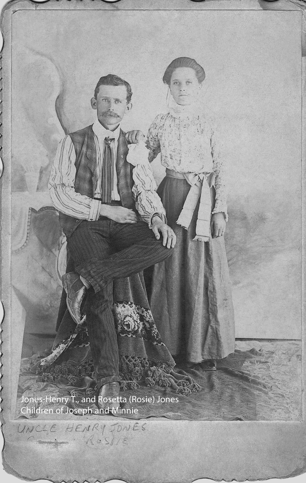 Joseph L Jones