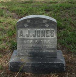 A. J. Jones