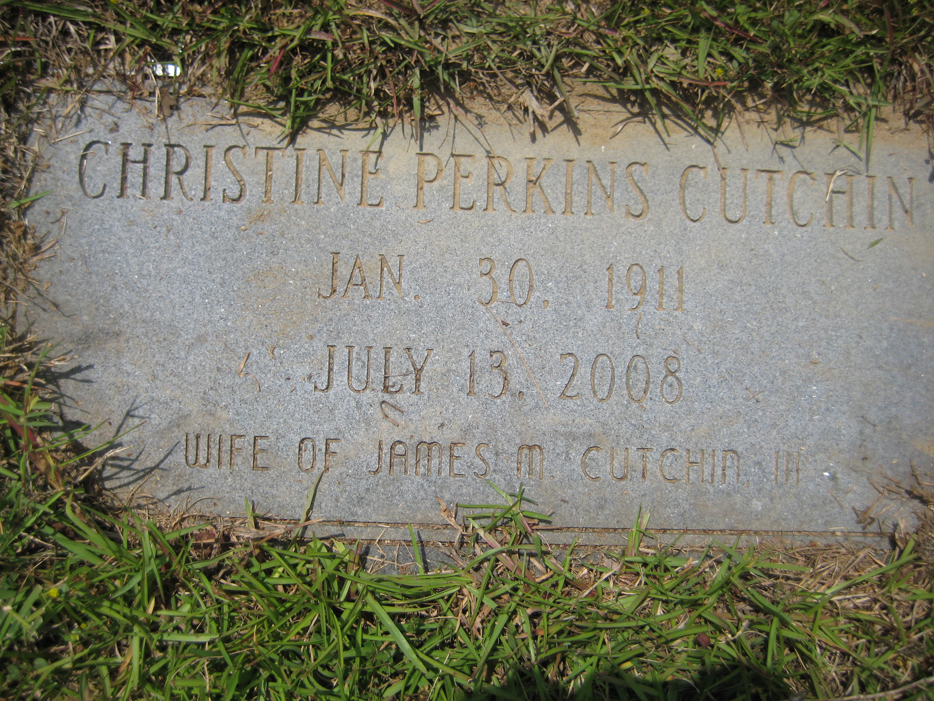Christine Ann Perkins