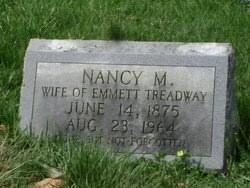 Nancy M Parrett