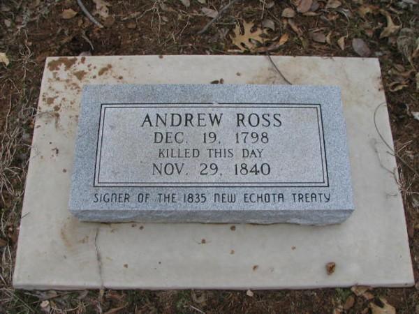 Andrew Tlo-s-ta-MA Ross