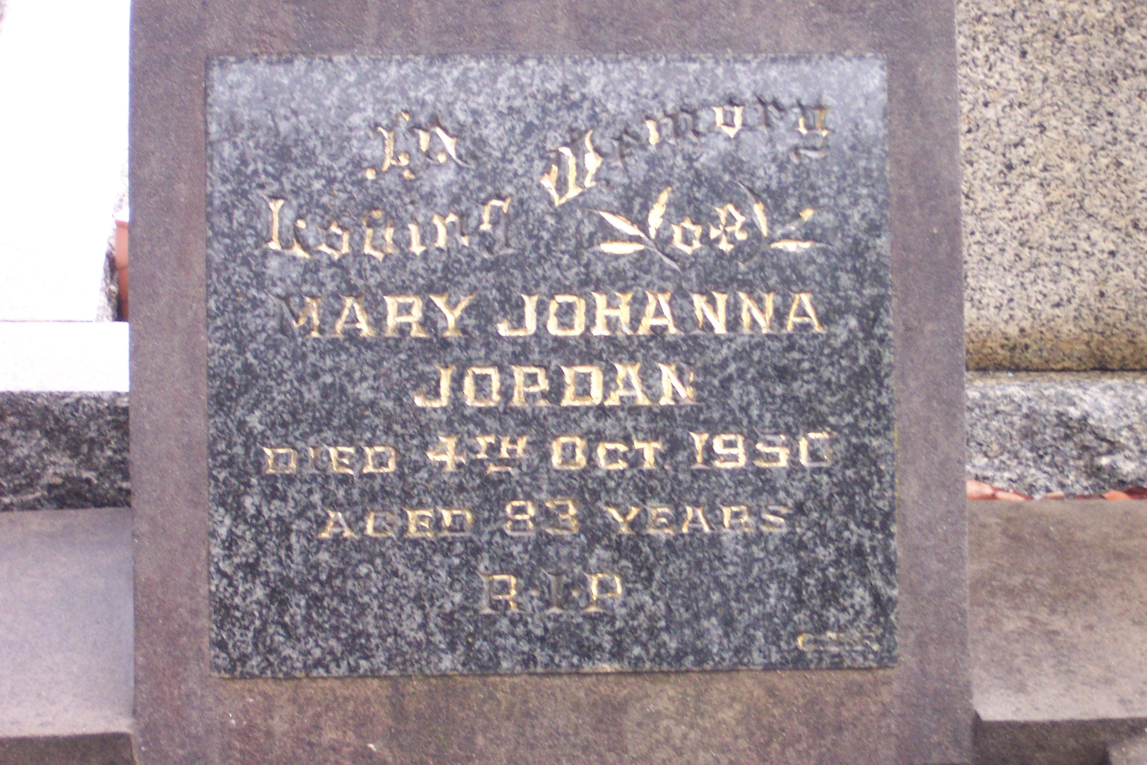 Mary Johanna Donovan