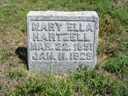Mary Ella Waite