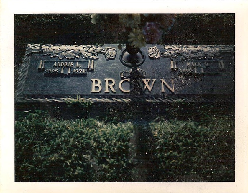 "Mack B. ""Mad"" Brown"